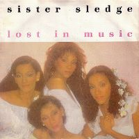 Cover Sister Sledge - Lost In Music [1984 Nile Rodgers Mix]